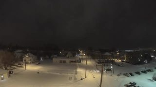 Oshkosh timelapse video mon thru friday