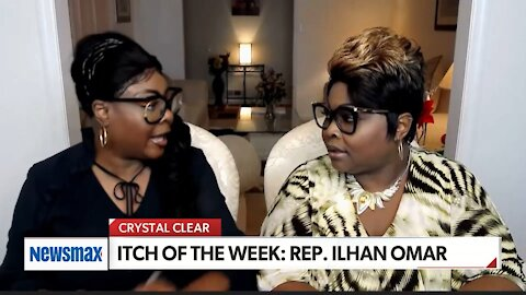 Diamond And Silk call out Ilahan Omar. Set your DVR's now....