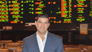 Station Casinos' Chuck Esposito talks betting on NCAA football & NFL - Video