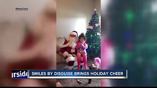 Smiles by Disguise spreading joy for Christmas - Video