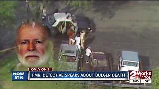 Former detective speaks about Whitey Bulger death