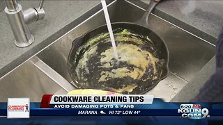 Consumer Reports: Taking care of cookware