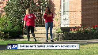 Tops Markets emphasizes importance of unity with Boo Baskets - Video