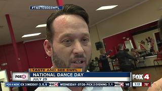 Cape Coral dance studio celebrates National Dance Day - Video