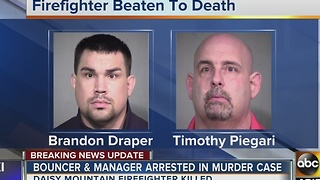 PD: Man arrested in Daisy Mountain firefighter death - Video