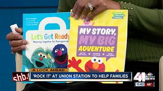 'Rock It' at Union Station to help families - Video