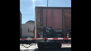 Woman dies after falling from train in Nogales, Union Pacific says