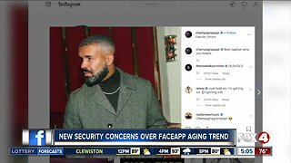 New security concerns over FaceApp aging trend