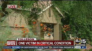 Woman dead, another hurt after Tolleson shooting - Video