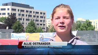 Ostrander set for nationals in Eugene, Oregon - Video