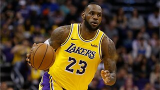 LeBron James won't be in the NBA finals for the first time in 9 years