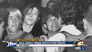 San Diego Pride: Stonewall 50 years later