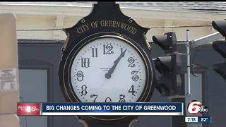 Big changes coming to the city of Greenwood - Video