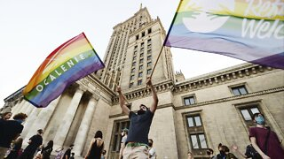 Pro-LGBTQ Protests Spark As Homophobia Escalates In Poland