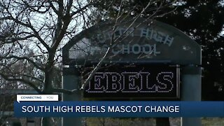 "South High School will no longer be ""The Rebels"""