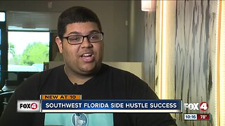 How do people make extra money in Southwest Florida