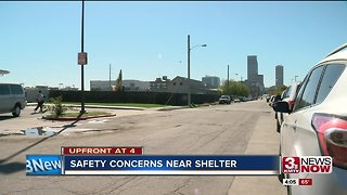 Safety concerns near Siena Francis House
