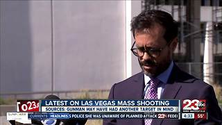 Lastest on Las Vegas Shooting