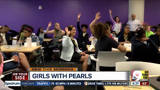 In Girls with Pearls, young women with big dreams build a supportive community