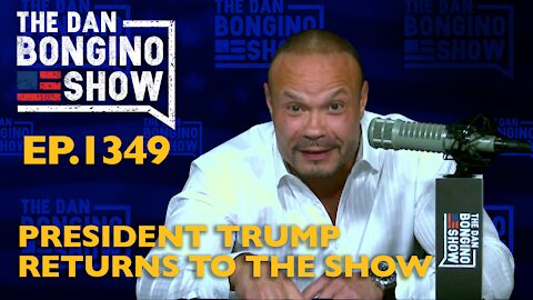Ep. 1349 President Trump Returns to the Show