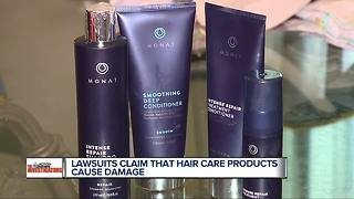 Complaints, class action lawsuits pile up against hair care company Monat - Video