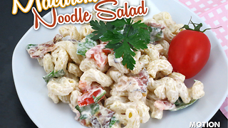 Macaroni salad recipe - Video