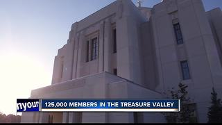 Meridian temple offers rare public tours