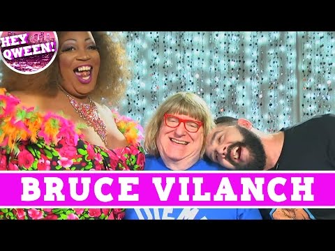 Comedy Legend Bruce Vilanch on Hey Qween! With Jonny McGovern PROMO! - Video