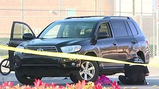 Boy dies after being struck by vehicle near middle school - Video