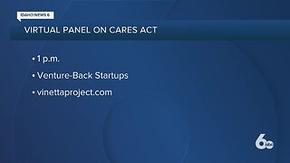 Cares ACT panel