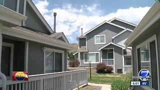 Drastic rent hike could force single mom out of townhome - Video