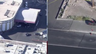 Police investigating two homicides in Las Vegas valley