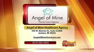 Angel of Mine Home Care Agency - 10/31/17 - Video