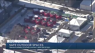 Denver planning to extend contract for Safe Outdoor Spaces