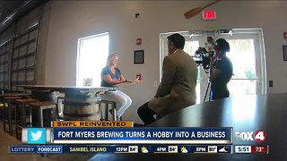 Hops and a heck of a risk: starting Fort Myers Brewing - Video
