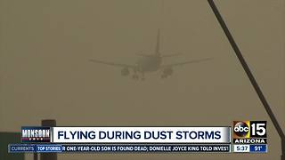 Flying during the summer? Monsoon storms could affect you - Video