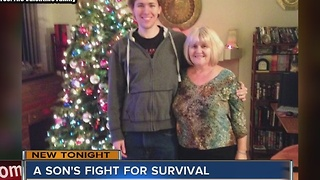 Son struggles to get by after mom struck, killed by car