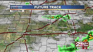 2 Works for You Thursday Midday Weather Forecast - Video