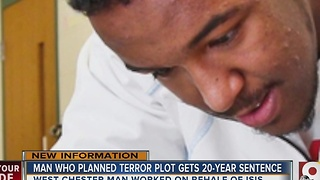 Munir Abdulkader: West Chester terror suspect gets 20-year sentence - Video