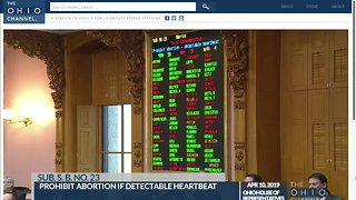 Ohio House erupts after 'Heartbeat bill' passes