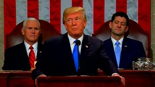 Nancy Pelosi reacts to Trump's statements on unity - Video
