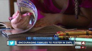 Kids in need of foster homes
