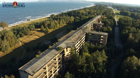 10,000 Room hotel that never had a guest