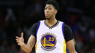 Anthony Davis JOINING the Golden State Warriors!!? - Video