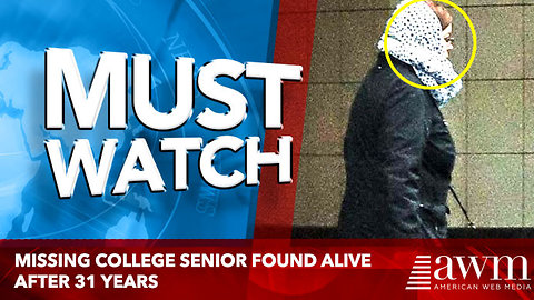 Missing College Senior Found Alive After 31 Years
