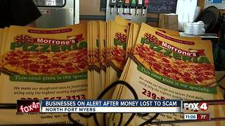 Scammers take hard-earned money from small business owner - Video