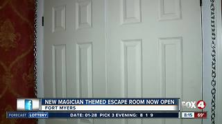Escape Room Adventures in Fort Myers - Video