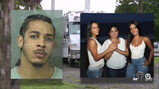 Suspect in deadly double shooting near Lantana dies following police chase in North Florida