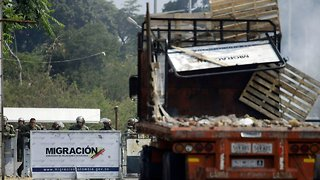 Nicolas Maduro May Face More Sanctions After Blocking Foreign Aid