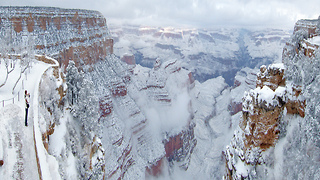 WANDERLUST! Snowy winter wonderland escapes in Arizona - ABC15 Digital - Video
